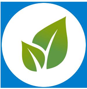 icône de soutien à l'environnement