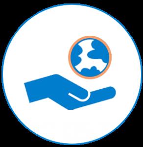 icône des organisations à but non lucratif