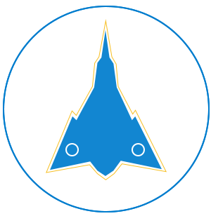 National Defence Avro Arrow Icon